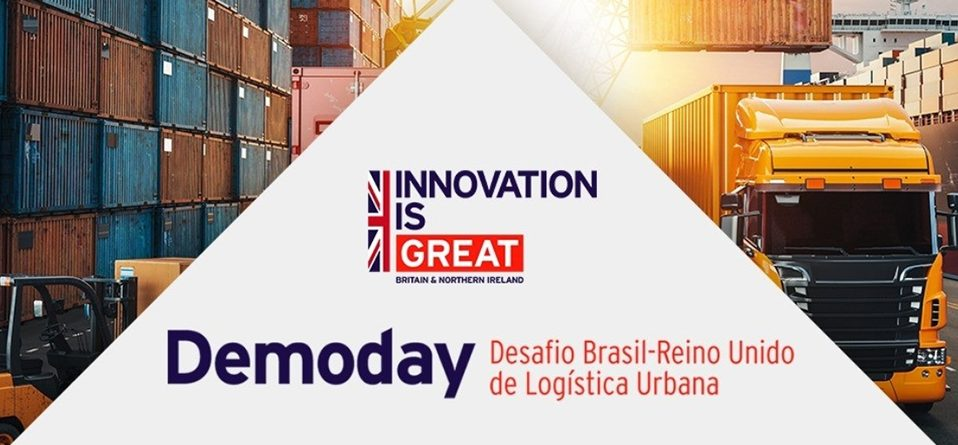 Desafio Brasil-Reino Unido de Logística Urbana: Demoday Prosperity Fund